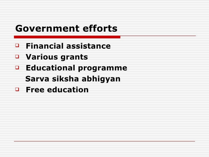 Indian Education System Slide 3