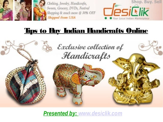 Tips To Buy Indian Handicrafts Online