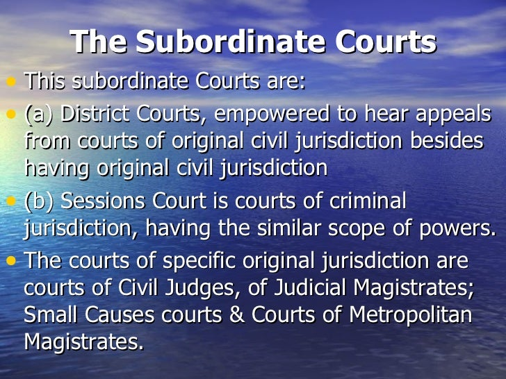 indian legal system types of Role of indian tribal courts in the justice system native people into the predominant anglo legal system american indian law.