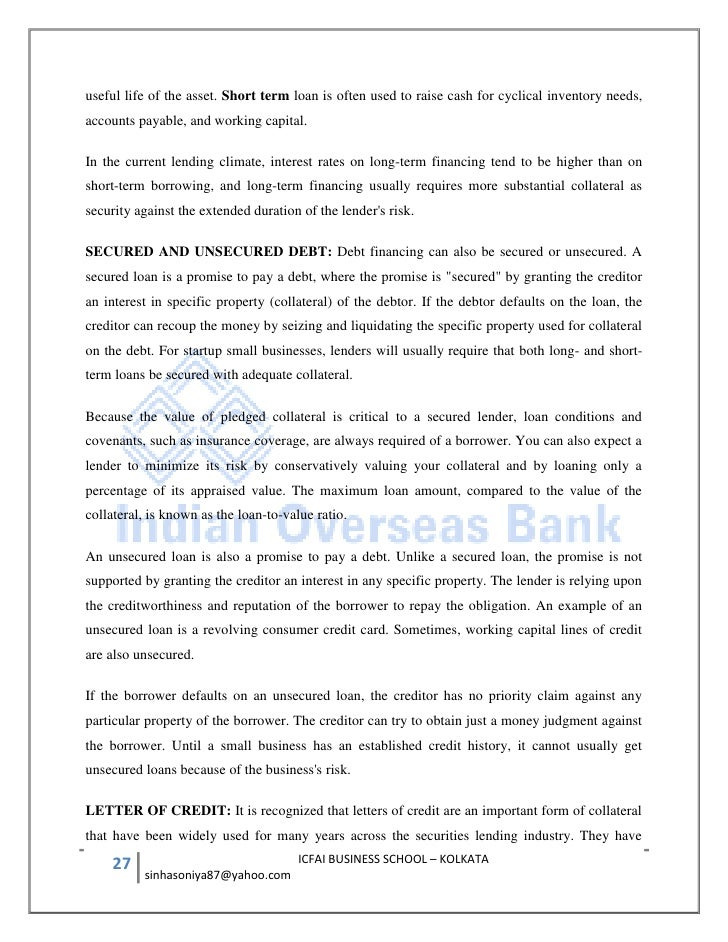 Doc12751650 Bank Loan Agreement Format Doc736967 Printable – Short Term Loan Agreement Template