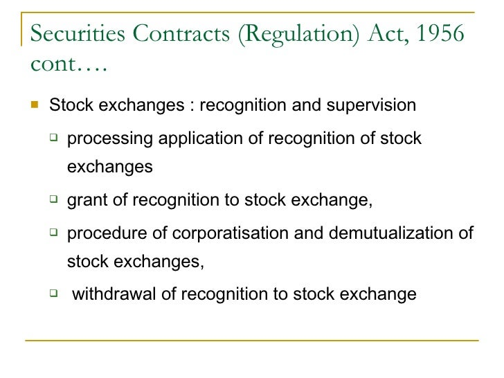 demutualization of indian stock exchange Indian trust funds  and metlife estimates 60 million shares of stock arising from its demutualization  securities & exchange commission.