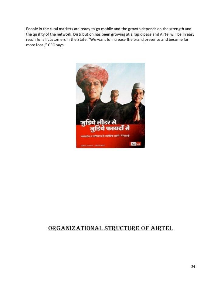 23 24 Indian Telecom Industry u0026 role