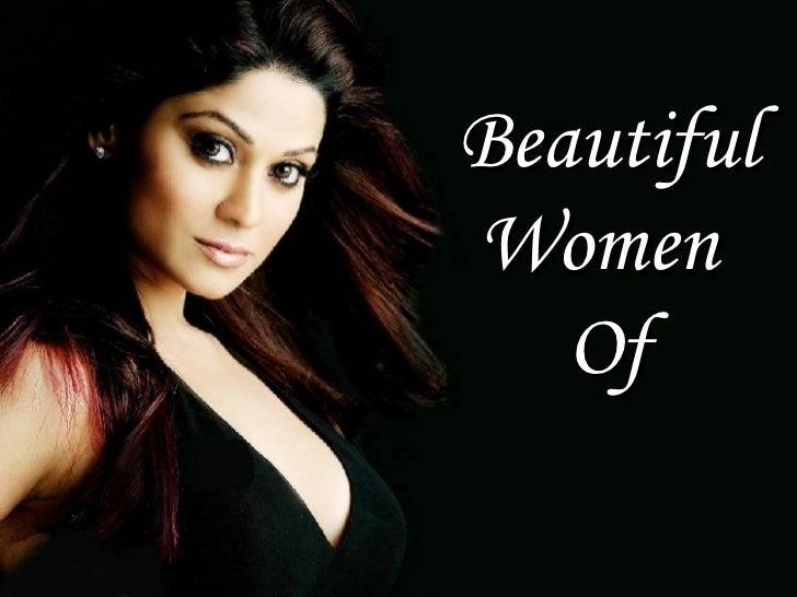 Beautiful  Women  Of