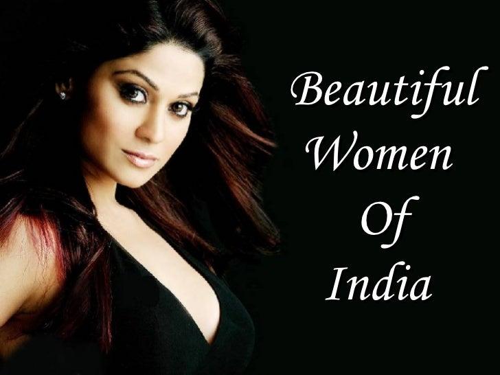 Beautiful  Women  Of India