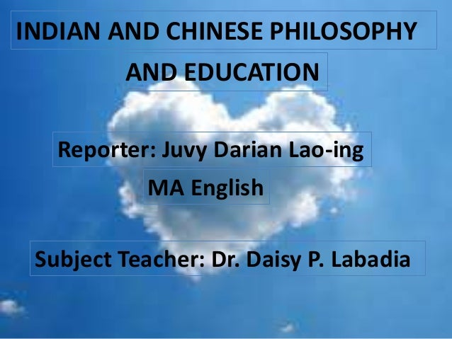 education in chinese philosophy essay Philosophy of early childhood education essays post secondary education an essay on education in saudi arabia words: 1436 pages: 5 paragraphs: 11 sentences: 88 read time: 05:13 education remains to be the priority of all nations around the globe.