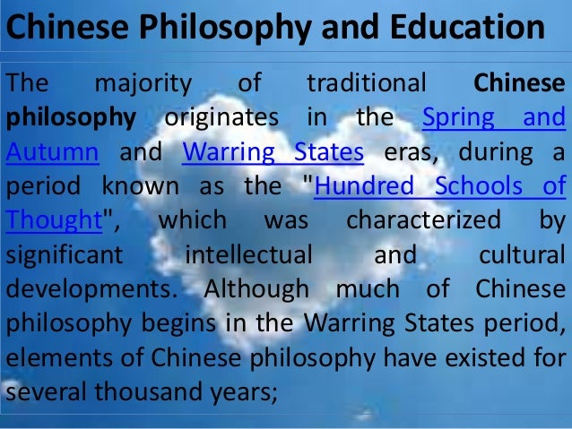 chinese philosophy 16 essay New essays in chinese philosophy asian thought and culture, vol 28 new york: peter lang  except to say that his essay succeeds, i think, in keep-.