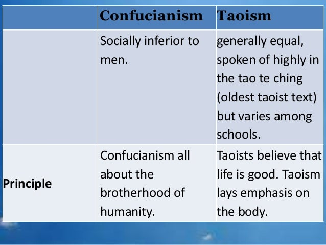 the difference between religious taoism and philosophical taoism Religious and philosophical taoism last updated 2009-11-12 this article looks at the distinction between 'religious' and 'philosophical' taoism, which is the difference between the practices of the faith, and the theological ideas behind them.
