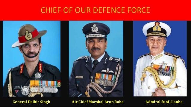 Indian Army Presentation by Arun Kalesh