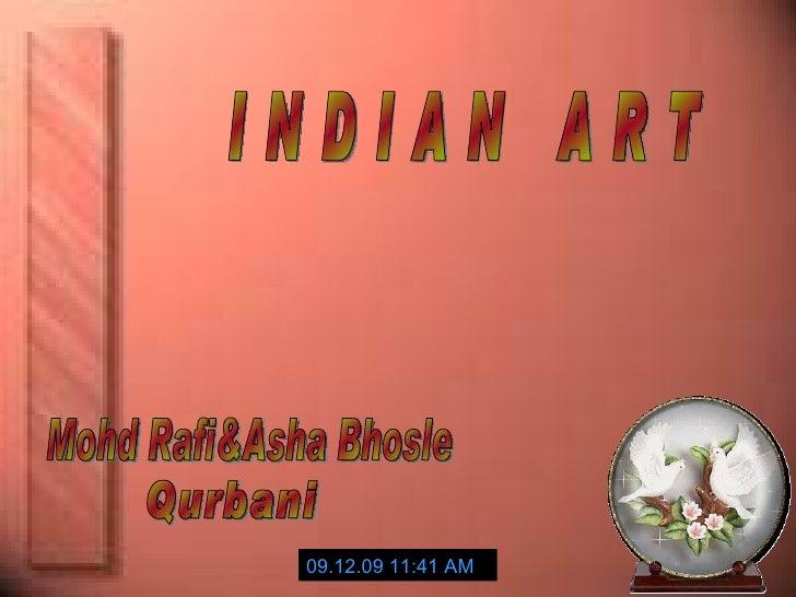 I N D I A N  A R T 08.06.09   10:55 AM Mohd Rafi&Asha Bhosle Qurbani