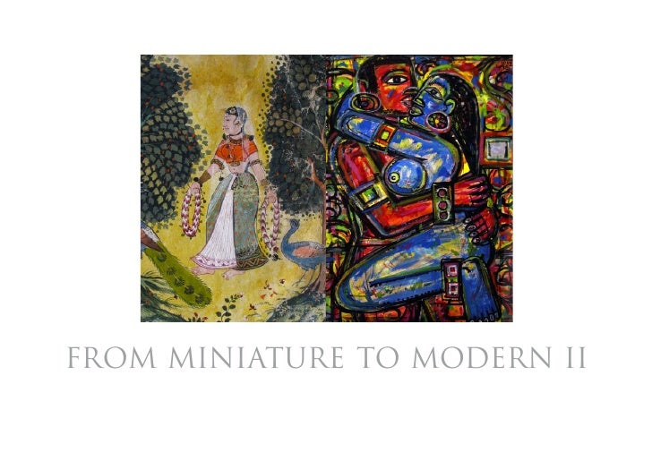 From Miniature to Modern II
