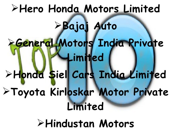 indian automobile industry The automobile sector in both india and china developed due to waves of  investment in these countries since the late 1980s this column.