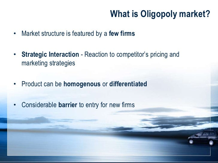 Indian automobile industry   transformation from oligopoly to monopolistic market Slide 2