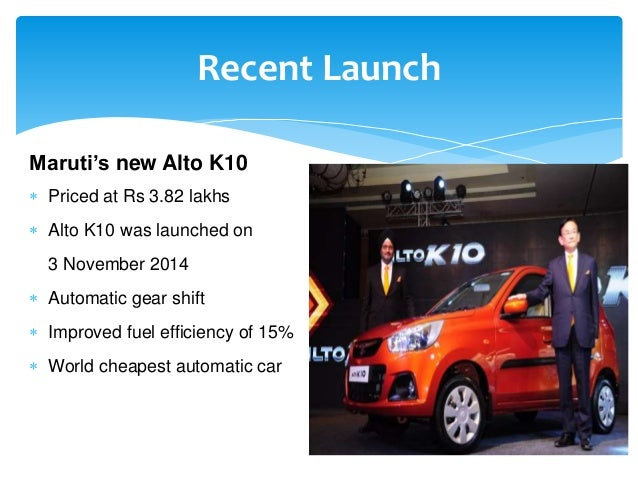 new car launches nov 2014Indian automobile industry 2015