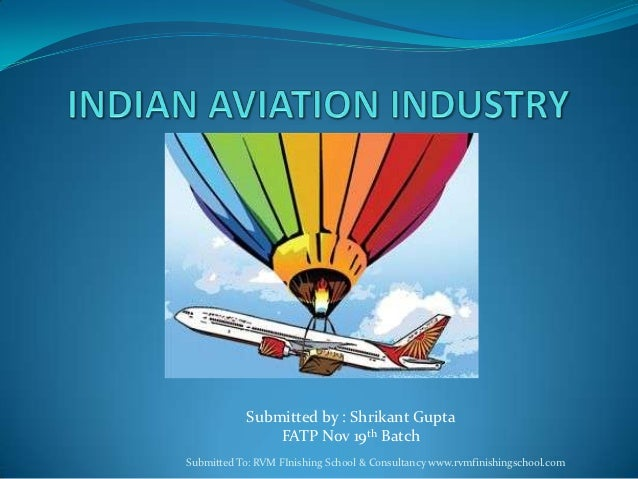 Avistion Industry in India
