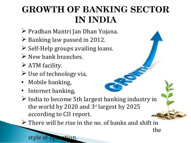 technology in indian banking industry A study on future scenario of indian banking industry dr c balaji  the use of technology in the banking industry has changed things a lot, thus creating faster .