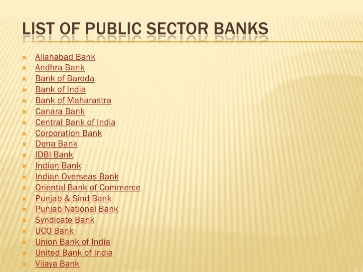 indian banking sector Banking in india, in the modern sense, originated in the last decade of the 18th  century among  the indian banking sector is broadly classified into scheduled  and non-scheduled banks the scheduled banks are those included under the.