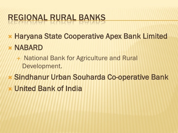 role of nigeria agricultural cooperative and rural development bank Role of agriculture to economic growth and development economics to economic growth and development of nigeria agricultural cooperative bank.