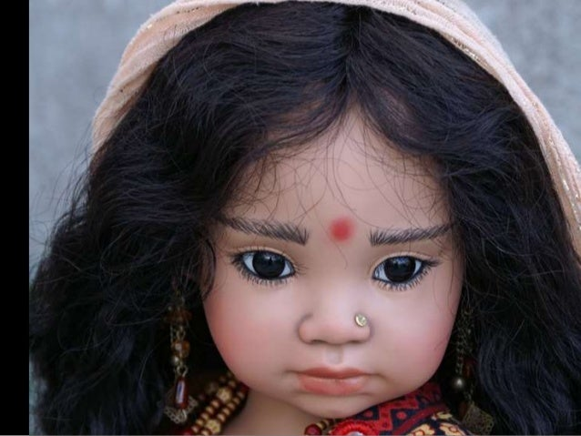 Sweet Ethnic Dolls (indian Beauty, 3