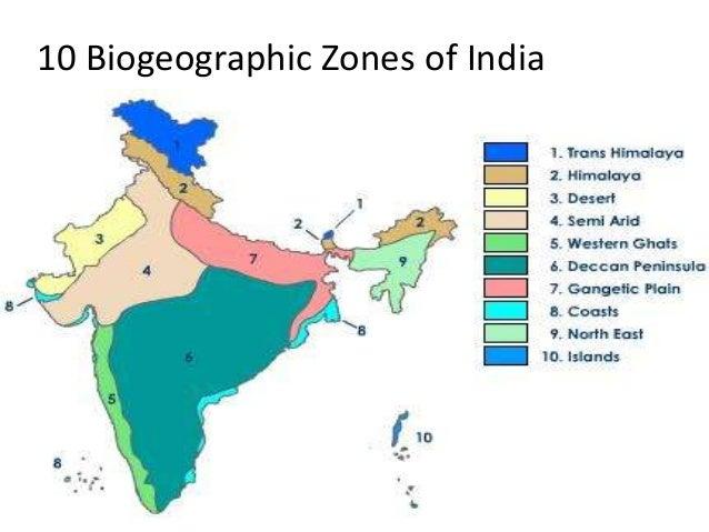 biodiversity profile of india