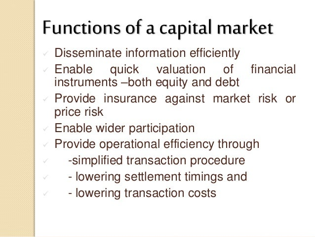efficiency measures of capital market Use this decision tool to calculate financial performance measures for your farm  the amount of working capital,  financial efficiency ratios show what.