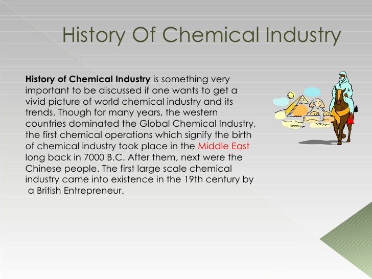 Indian chemical industry Slide 2