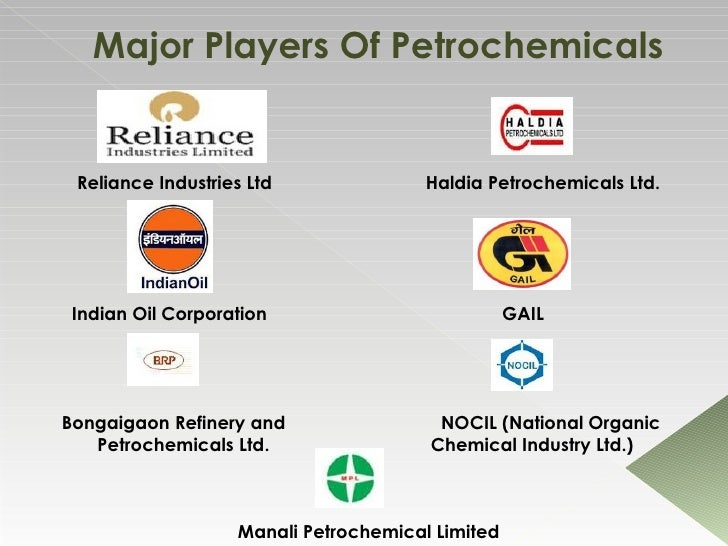 Indian chemical industry