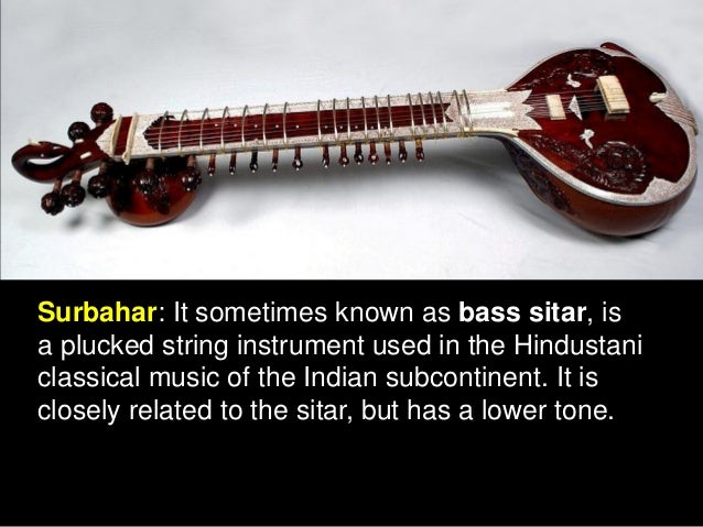 Music Instruments of India (1/3)