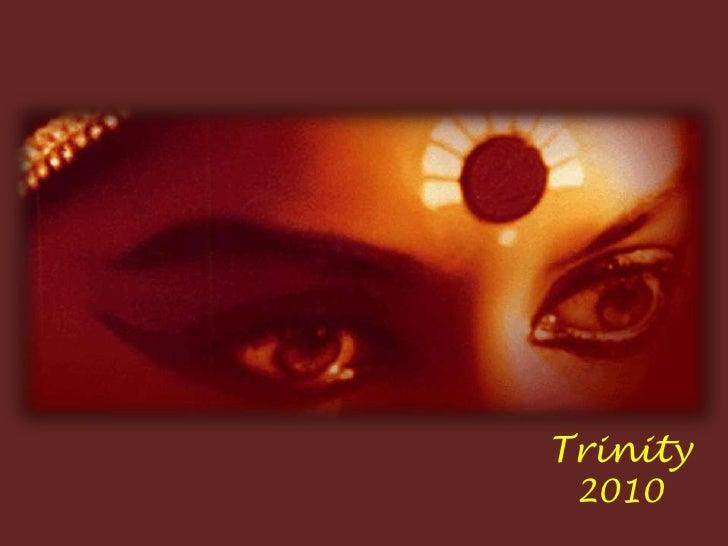 Trinity<br />2010<br />