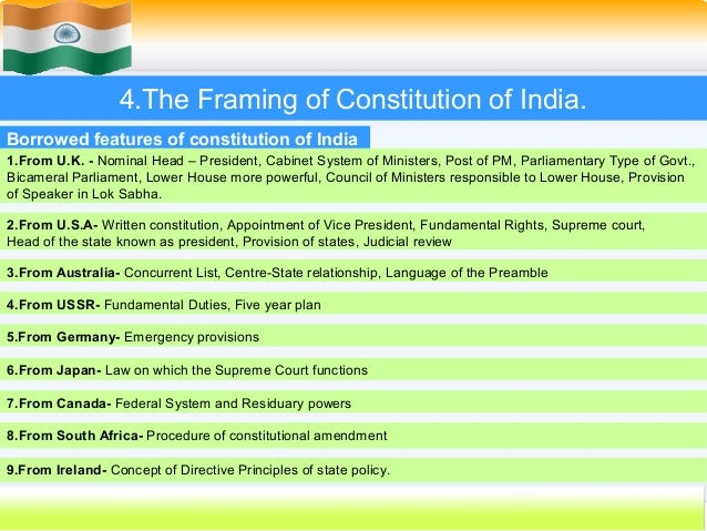 Salient Features Of Indian Constitution Essay Prompts - image 3