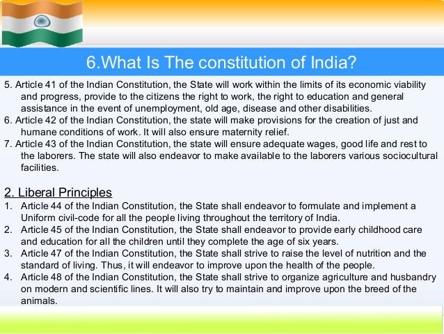 important articles of the indian constitution Must know articles of indian constitution article importance article 12 –35 specify the fundamental rights available article 36-50 specify the directive principles.