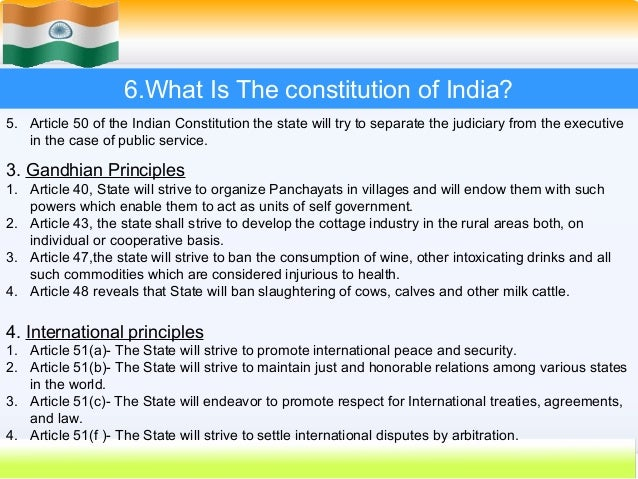 Article 16 Of Indian Constitution Essay Contest - image 11
