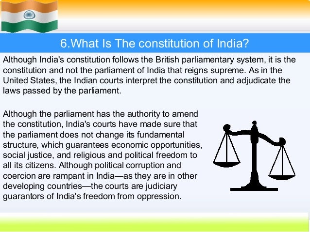 indian concept of justice constitutional imperative