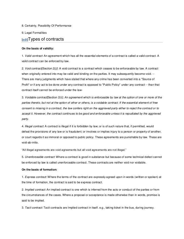 Indian contract act 1872 3 platinumwayz