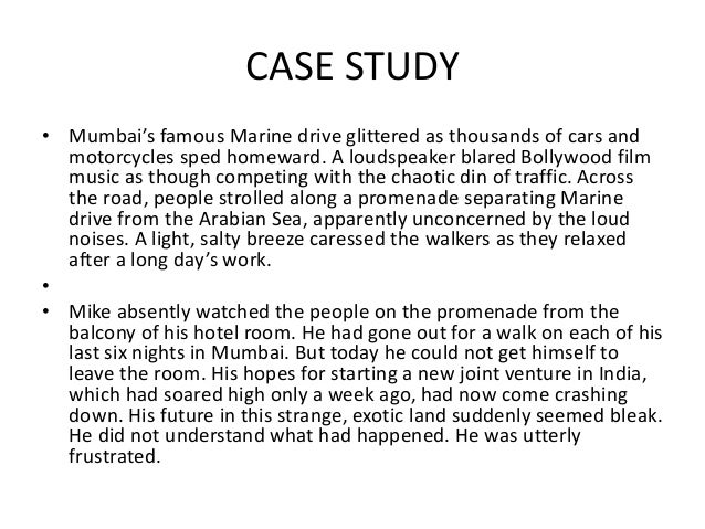 Culture Shock | Case Study Solution | Case Study Analysis