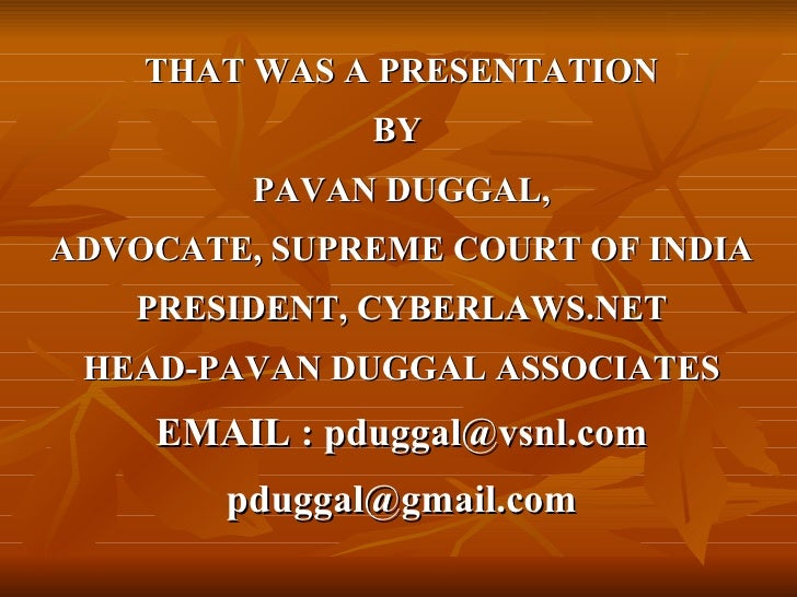 cyberlaws in india Cyber lawyer in india that will handle all cyber cases and software protection with cyber law experts in india - the new legal discipline - it act - cyber.