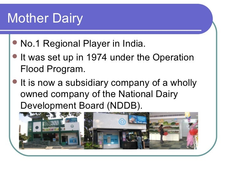analysis of the indian dairy industry Structure of indian dairy industry a key feature of the indian dairy industry is that it is  source: nddb, economic survey of india, rabobank and technopak analysis.
