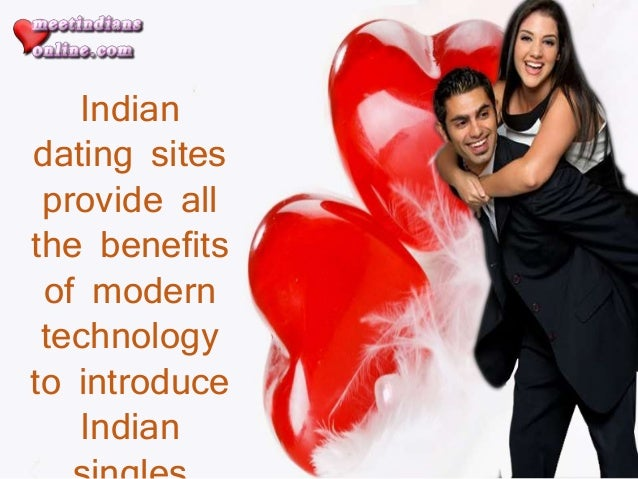Modern indian dating site