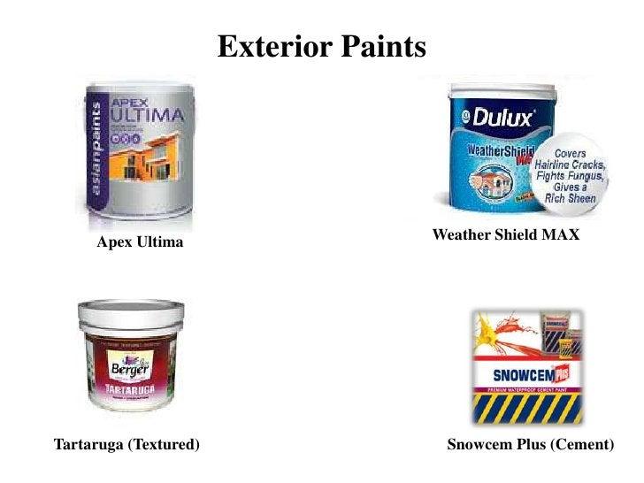 Exterior Paints     Apex Ultima                         Weather Shield MAXTartaruga (Textured)                      Snowce...