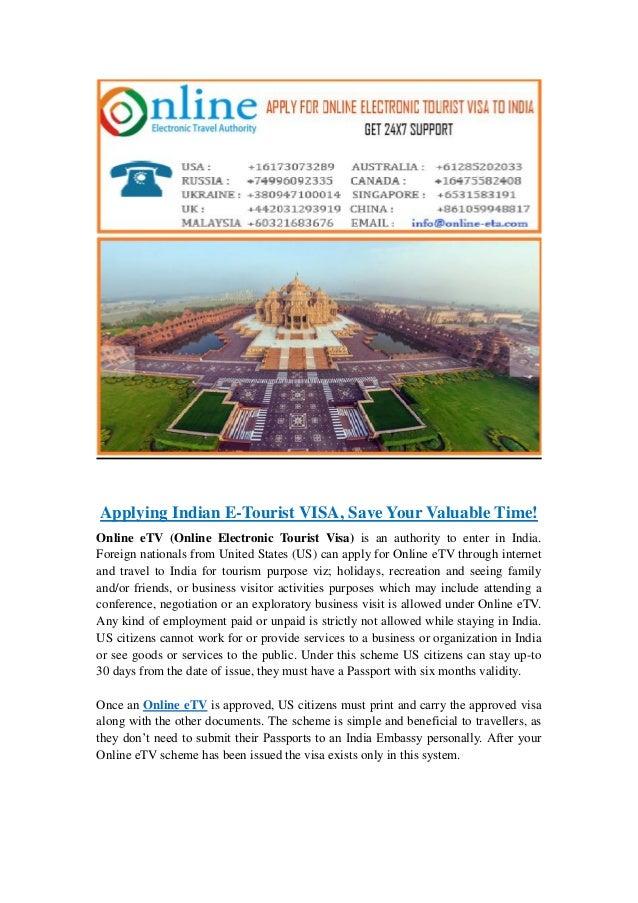 Etv Visa For India Form Uk