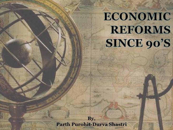 Economic reforms india
