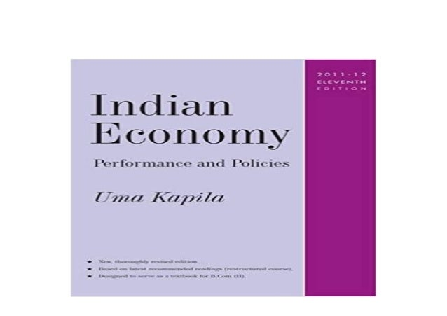 Free Library Indian Economy Performance And Policies Read Online
