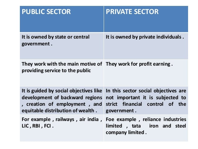 Public sector unions