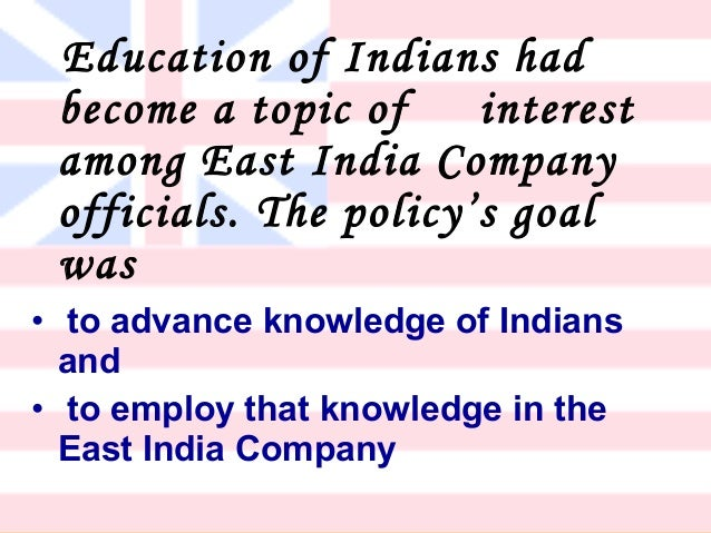 essay on present indian education system Our present system of education has enabled the indian people to assimilate the latest technology that is available all over the world, and make the best use of it some merits of the present system of education are as:.