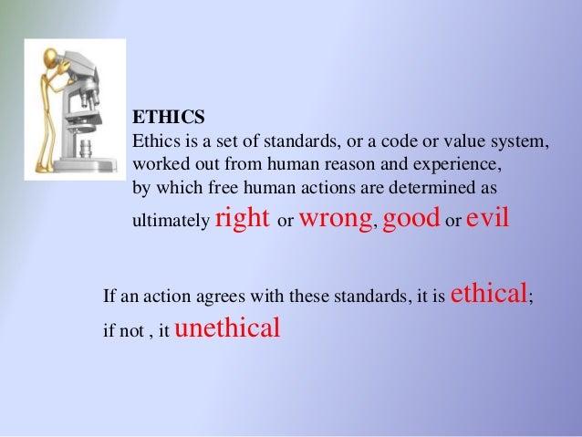 Indian ethos, need, purpose