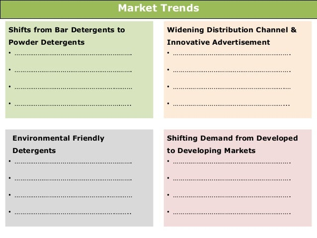 Procter and gamble distribution channel