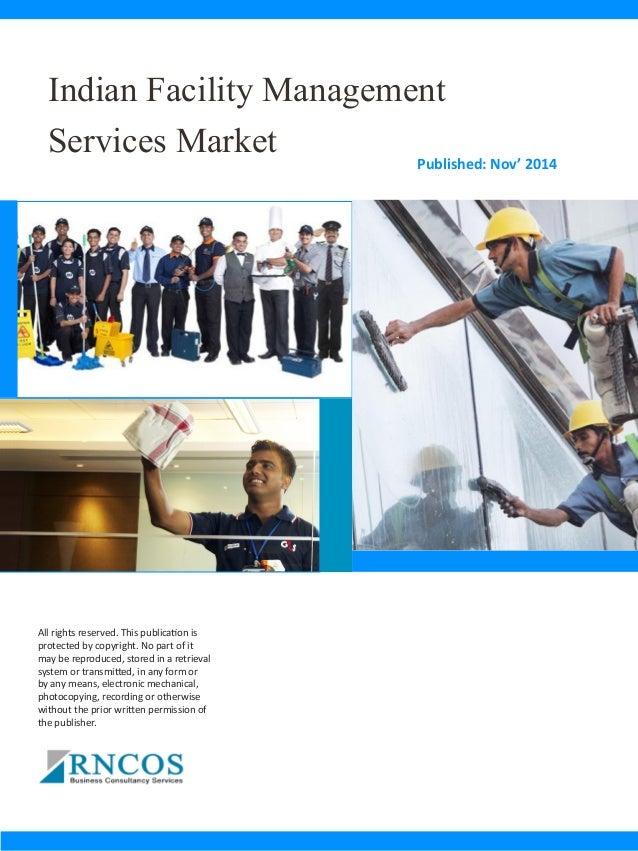 Indian facility management services market