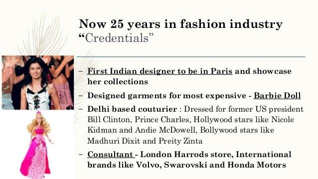Indian Fashion Designer Ritu Ber Dr Ash