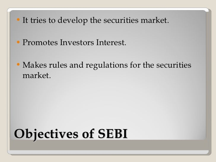 sebi objectives Sebi - takeover code  we use your linkedin profile and activity data to personalize ads and to show you more relevant ads.
