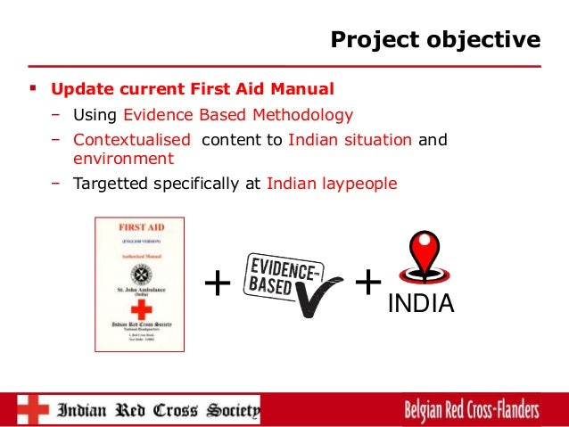 red cross basic first aid manual