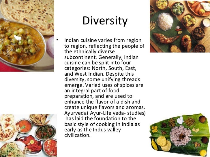 North Indian Food Essay
